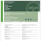 BREEAM Very Good