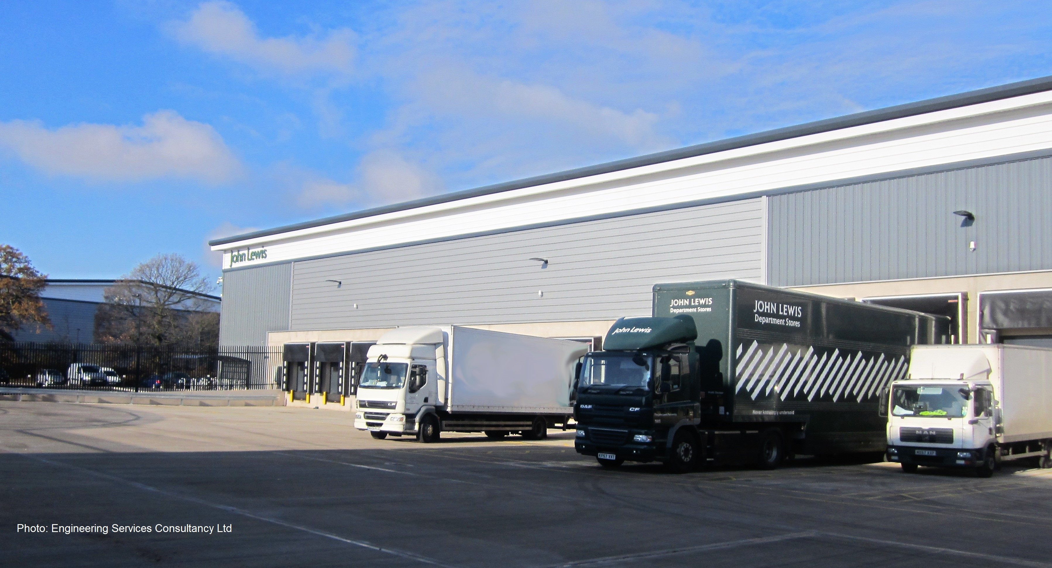 John Lewis Partnership Distribution Centre, Solihull