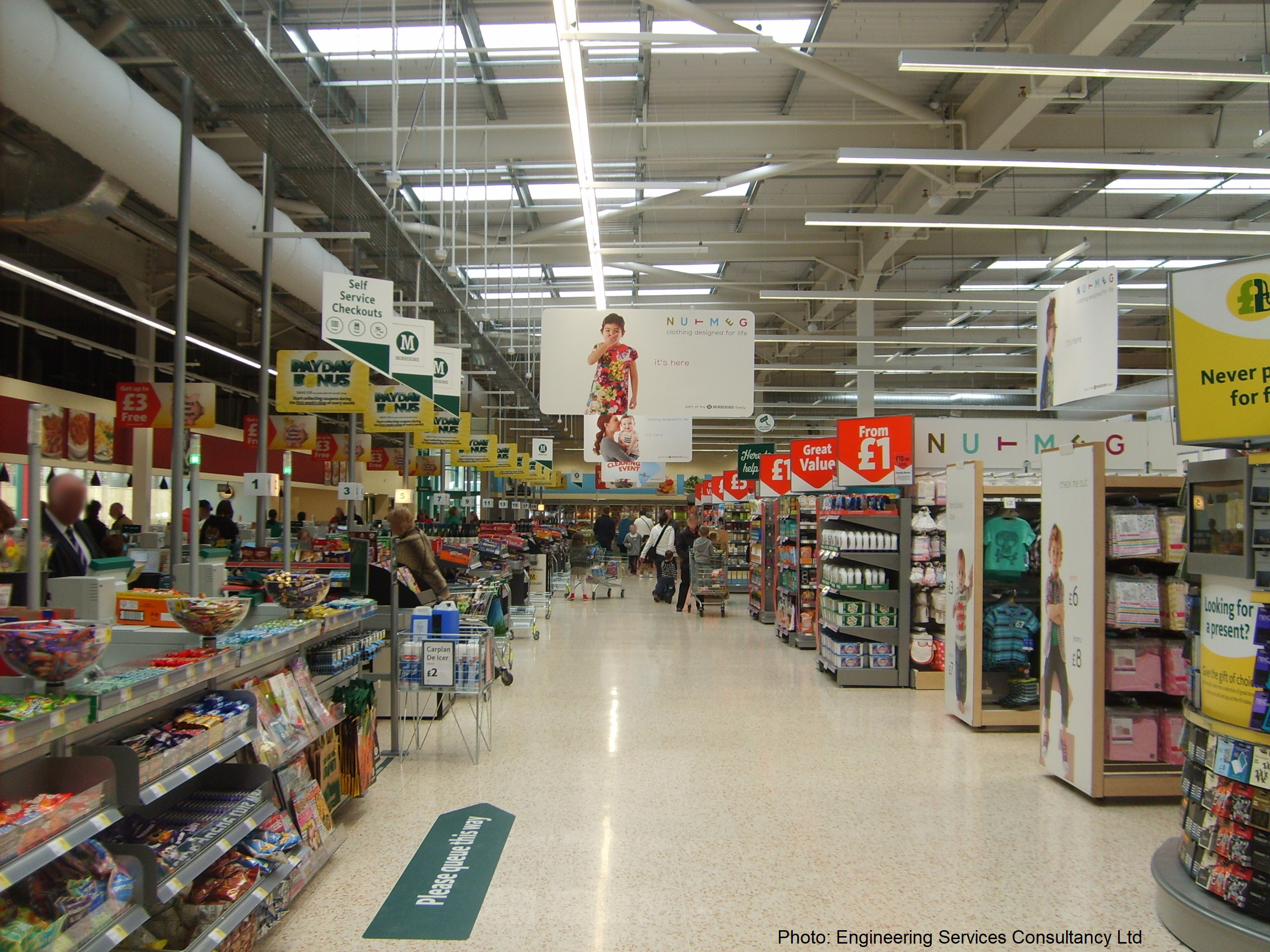 Morrisons Superstore, Sittingbourne