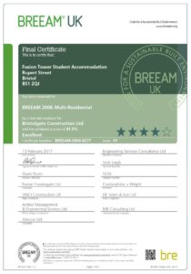 BREEAM Award Nomination