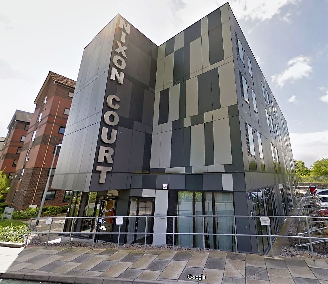Nixon Court, University of Leicester