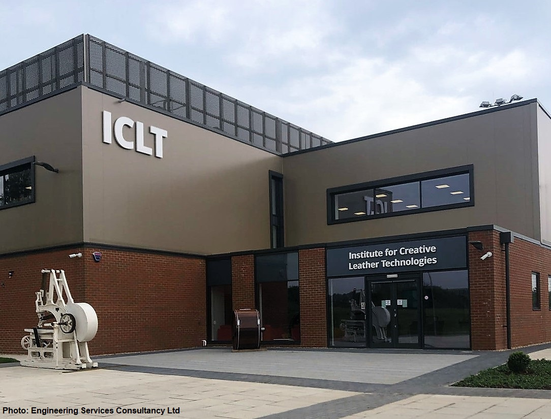 Institute for Creative Leather Technologies, University of Northampton