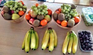 We're feeling a little bit fruity!